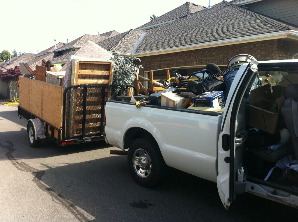 Business Property Junk Removal   Albuquerque Junk Removal & Hauling